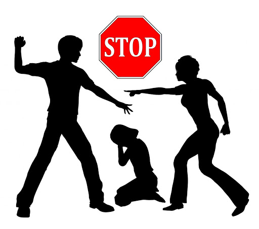 СТОП домашнее насилие!