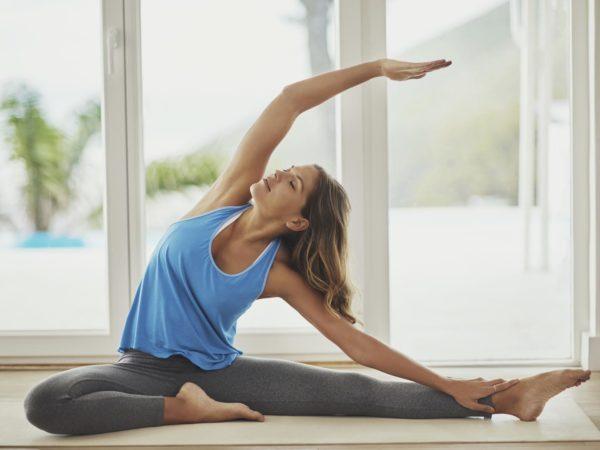 Курс йоги онлайн