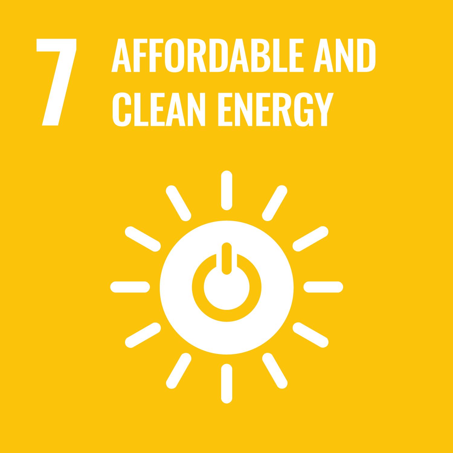 7. Affordable and clean energy To reduce the impact on the environment, we must use renewable energy resources to avoid fossil-fuel based production of energy. How we target this SDG? Our homes are Zero Net Energy, which produce as much energy through clean, renewable resources as it consumes over the course of a year. ZNE buildings means lower carbon intensity of use and lower emissions, are less vulnerable to the instability of energy prices, and more resilient in extreme weather and natural disasters.