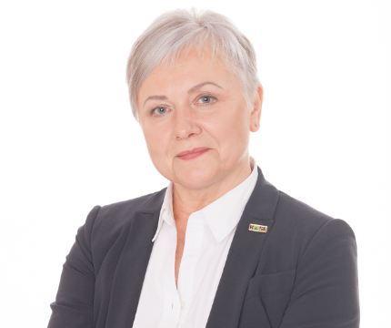 Директор департамента листинга KASE Галина Цалюк