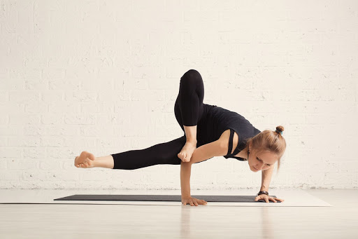 Уроки йоги Киев
