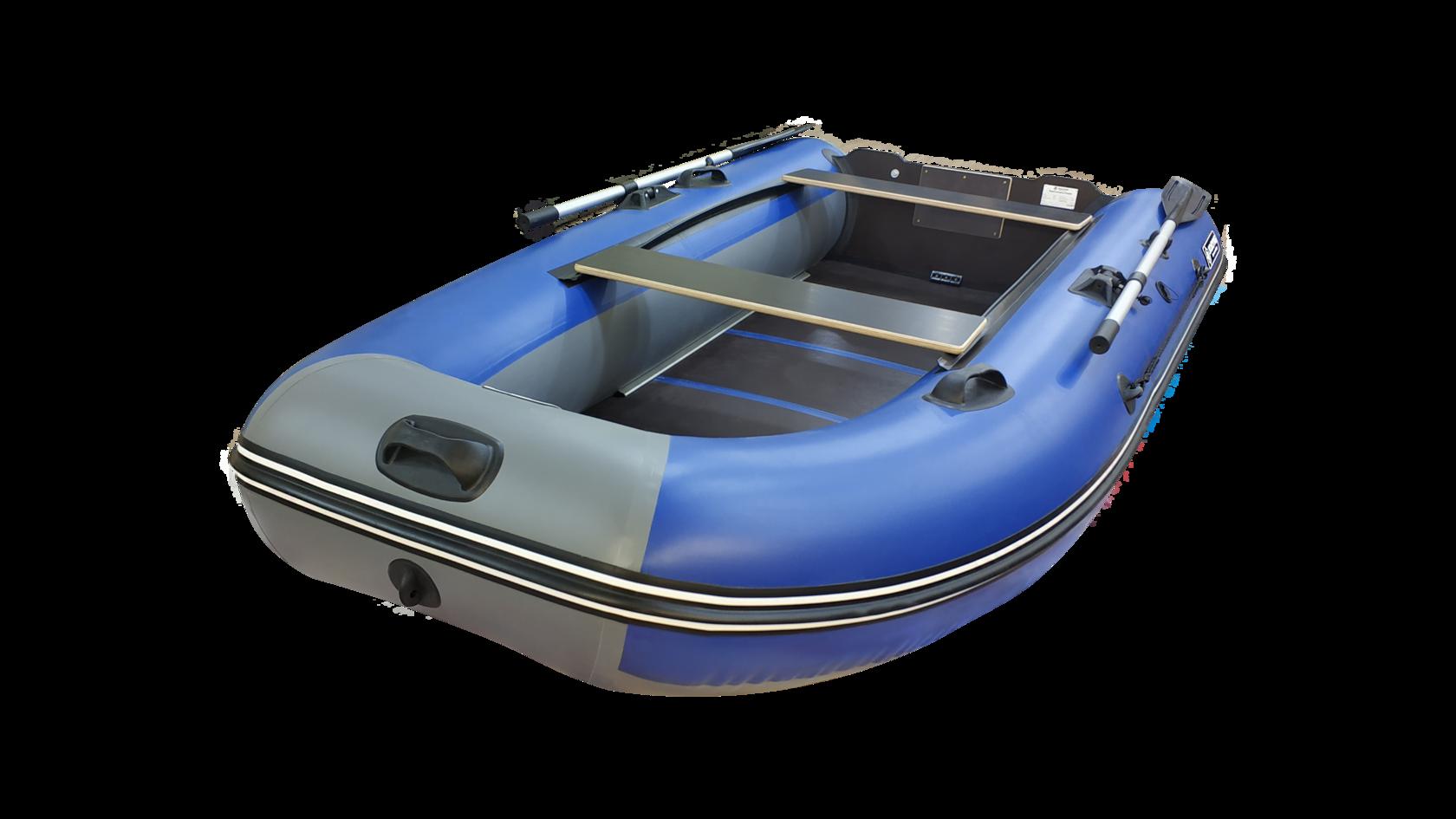 Моторная лодка ПВХ с килем