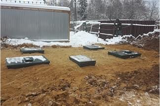 строительство очистных сооружений