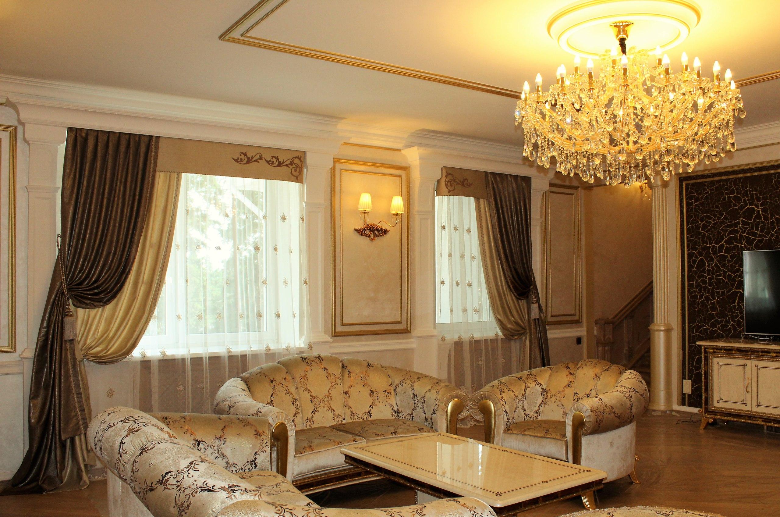 видео является шторы для гостиной в классическом стиле фото немного привыкаете