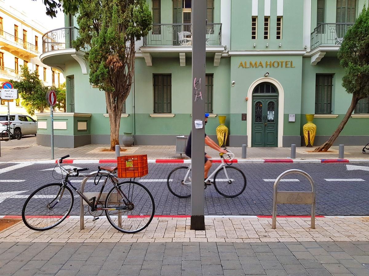 Тель-Авив. Подборка снимков. Блог Вкусный Израиль.