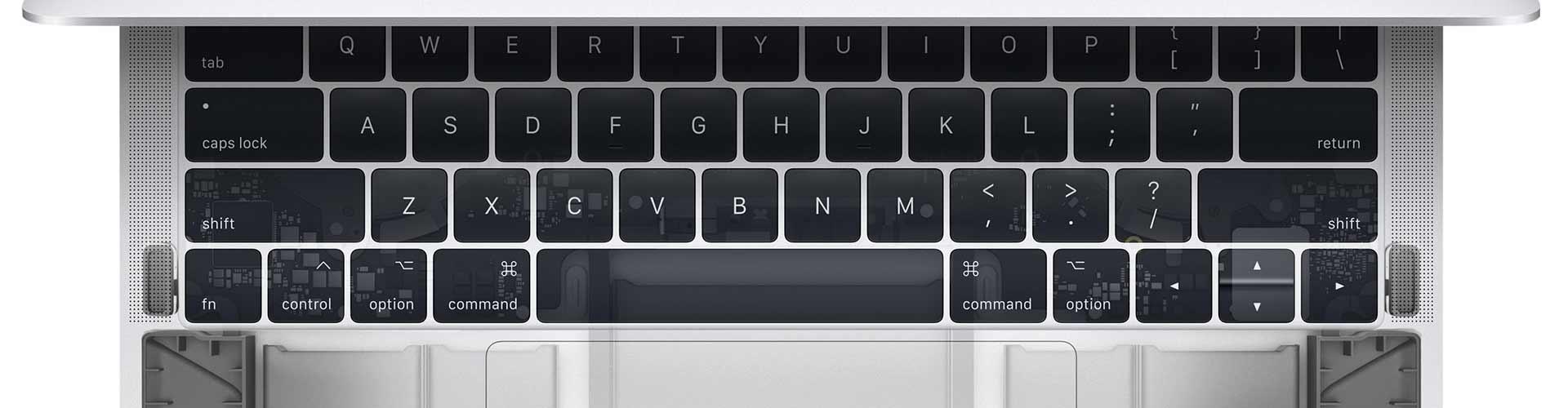 замена клавиатуры macbook в алматы