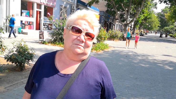 Соцопрос Партии Шария Херсона - фото