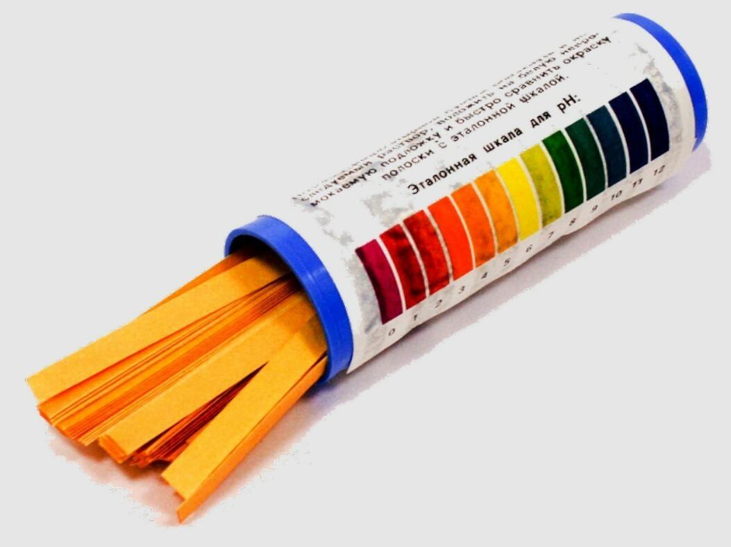 Для измерения кислотности почвы используют лакмусовую бумажку или рН-метры