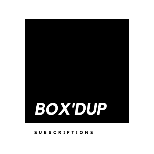BOX'D UP SUBSCRIPTION
