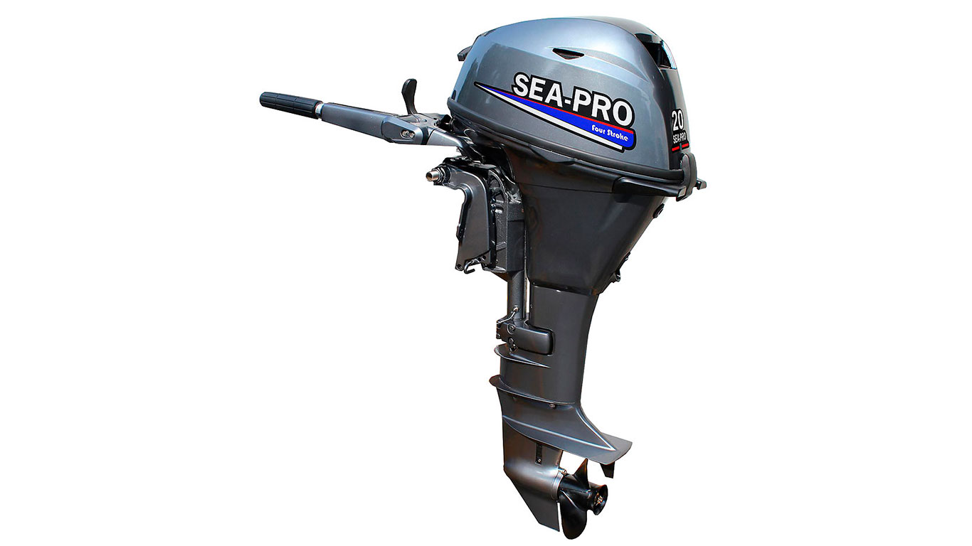 Sea-Pro F 20S&E 20 л.с.
