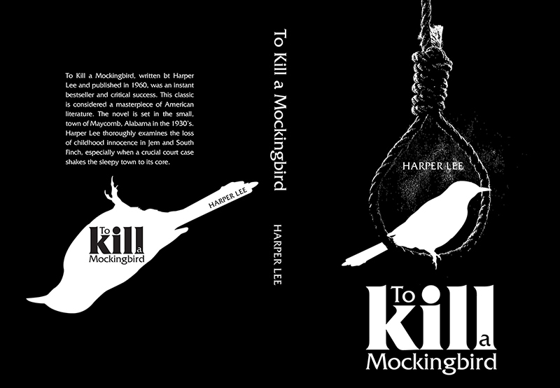 comparison contrast essay kill mockingbird book movie