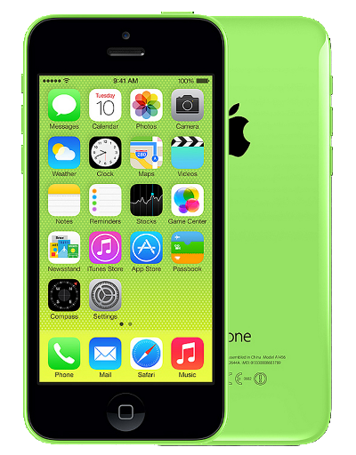 ремонт iphone 5c в алматы