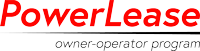 PowerLease - Owner-operator Program