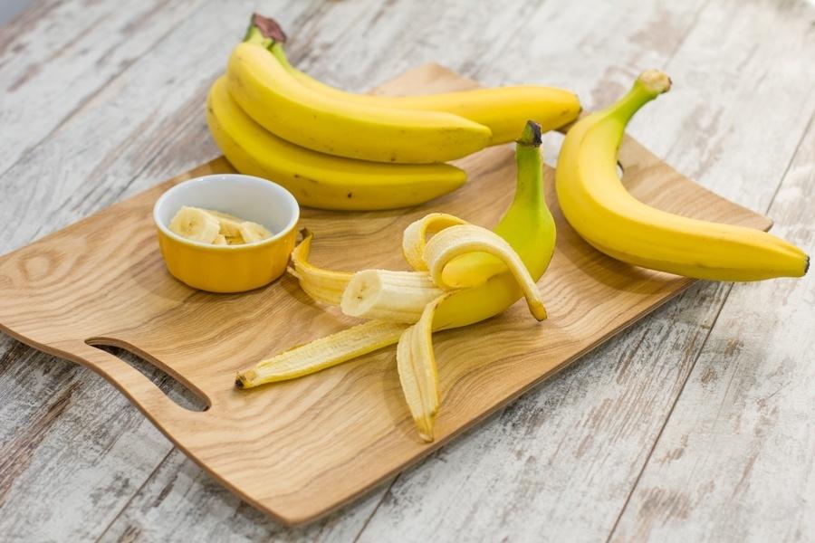 Польза бананов в картинках