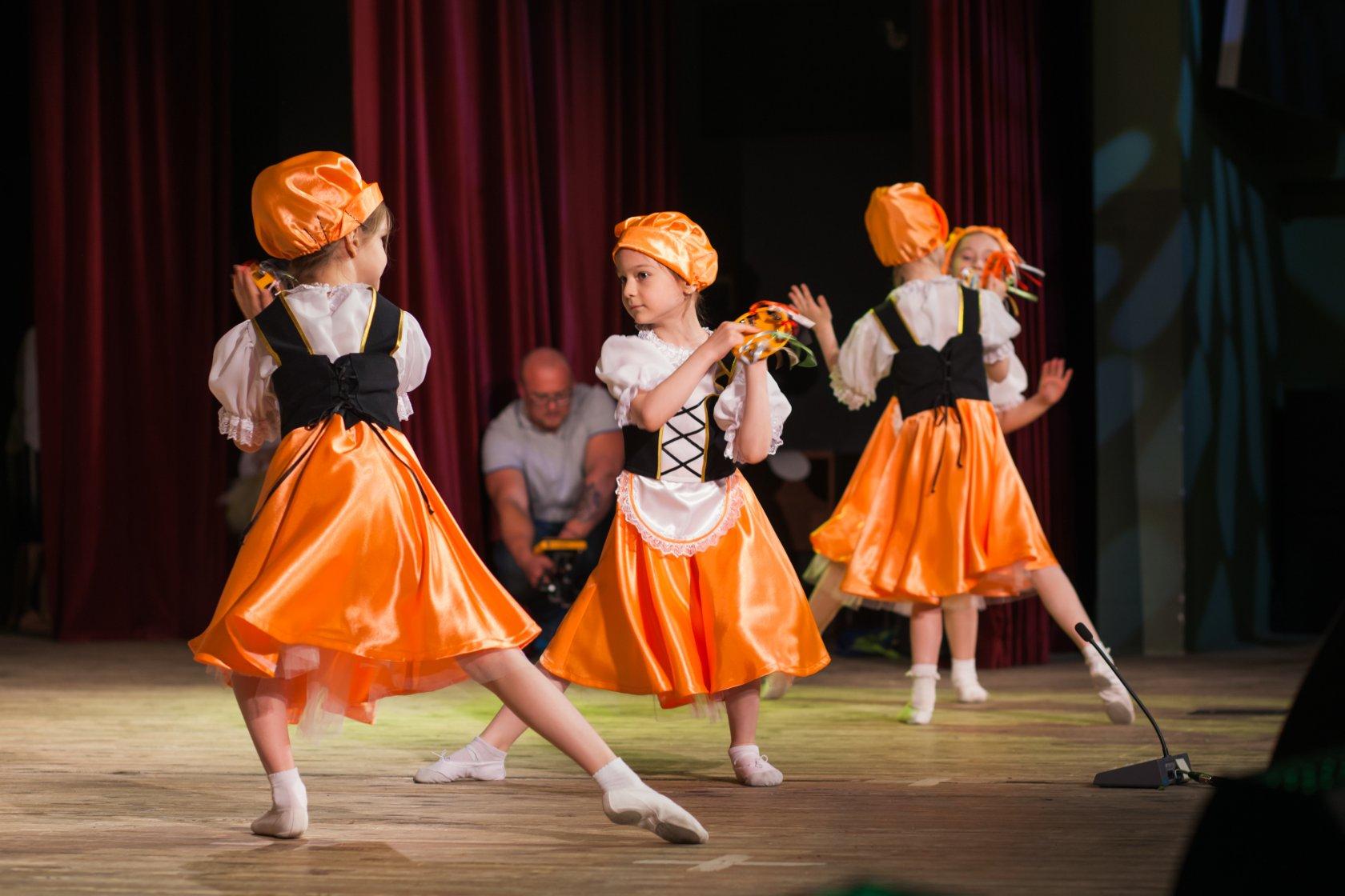 Танцы для малышей Тропарево Коммунарка