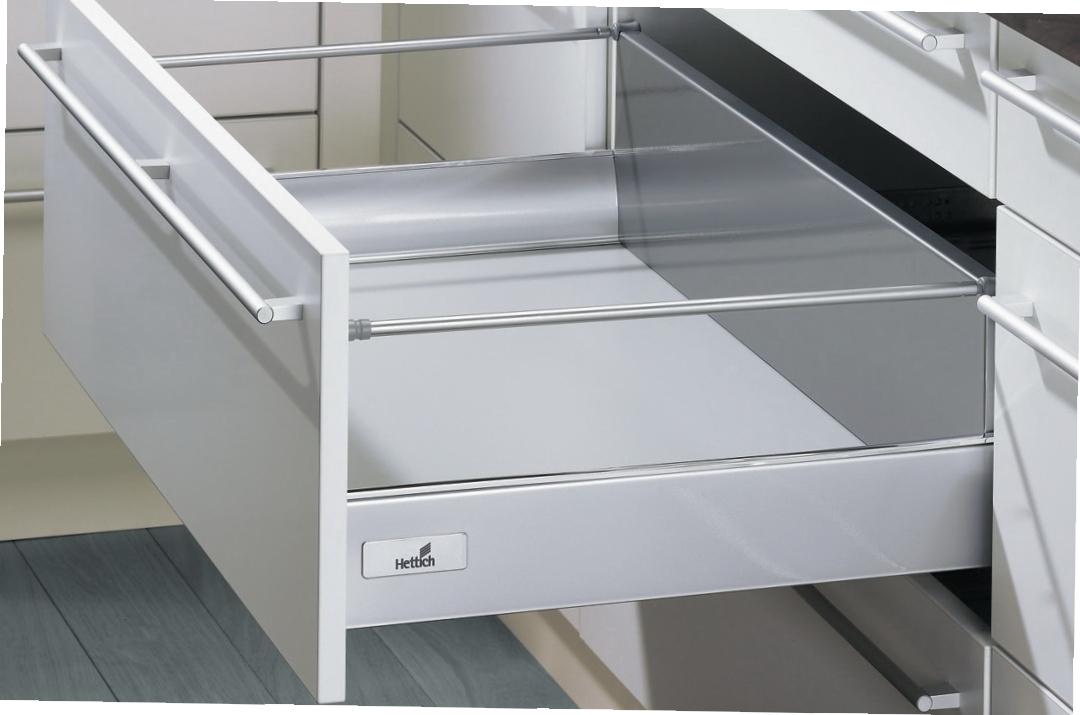 Ящик для кухни на заказ с фурнитурой Hettich