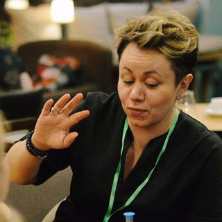 Ксения Горбунова SQ-Team и Скажи_HR