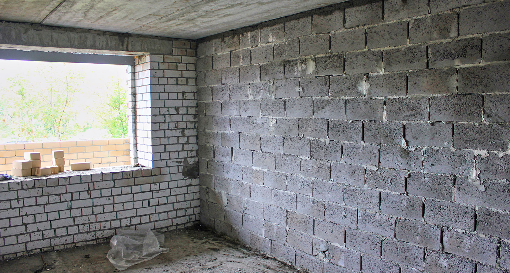 Разновидности стен