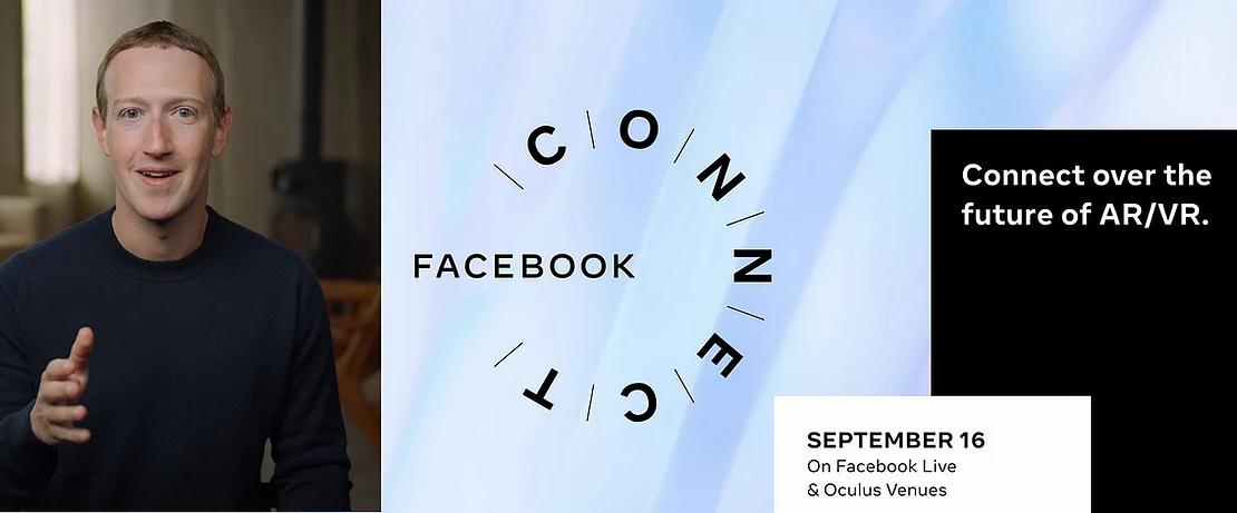 Марк Цукерберг возлагает большие надежды на AR на мероприятии Facebook CONNECT 2020