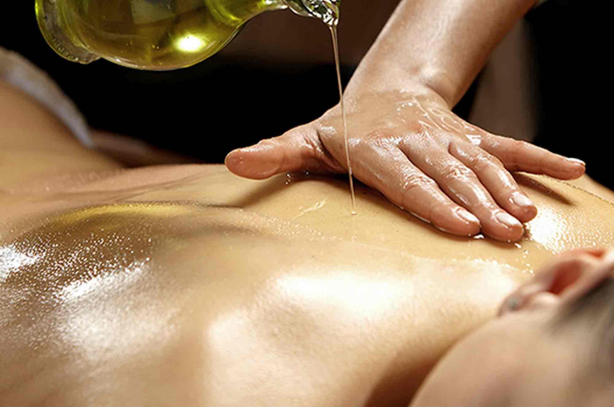 Sensual Massage Oils