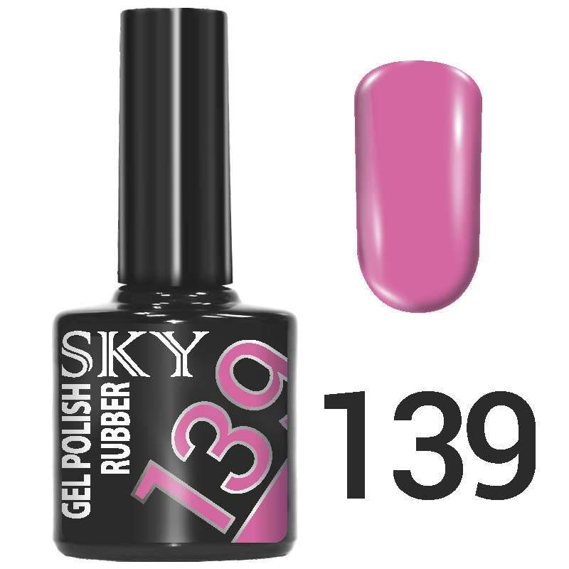 Sky gel №139