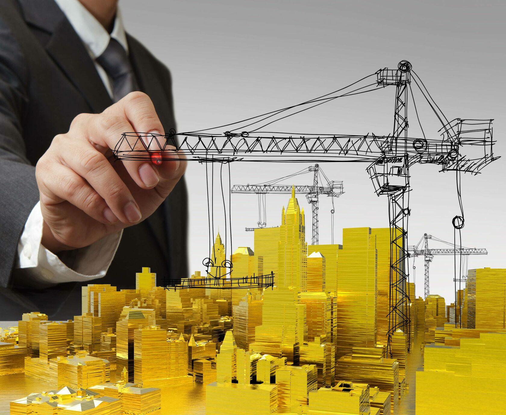 Как безопасно инвестировать в незавершенное строительство?