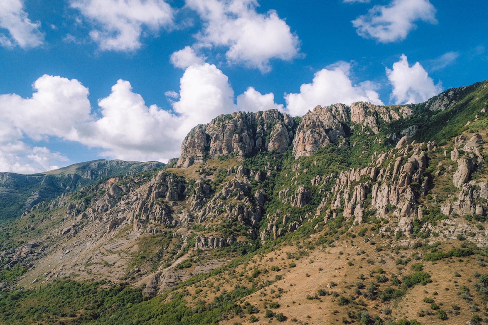 Горы Демерджи