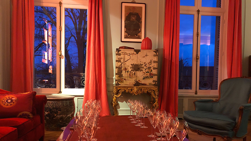 A stunning late winter evening sets the mood for this truly unforgettable retrospective