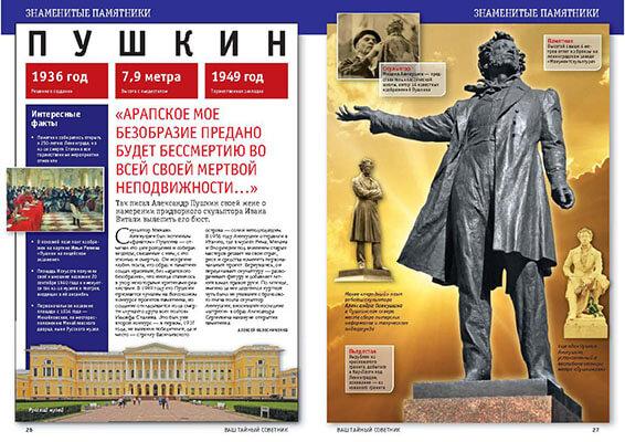 Памятник Пушкину на Площади искусств. История