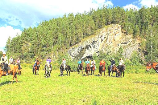 Конные туры в Лермонтово