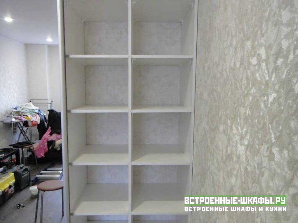 Встроенный шкаф купе по индивидуальному заказу