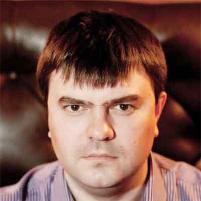 Дмитрий Гущин, компании «Оптибит», заказчик студии дизайна «Чипса»