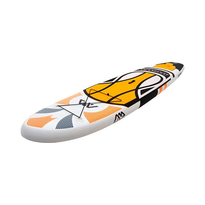 Купить SUP-доску Aqua Marina MAGMA White/Orange в рассрочку