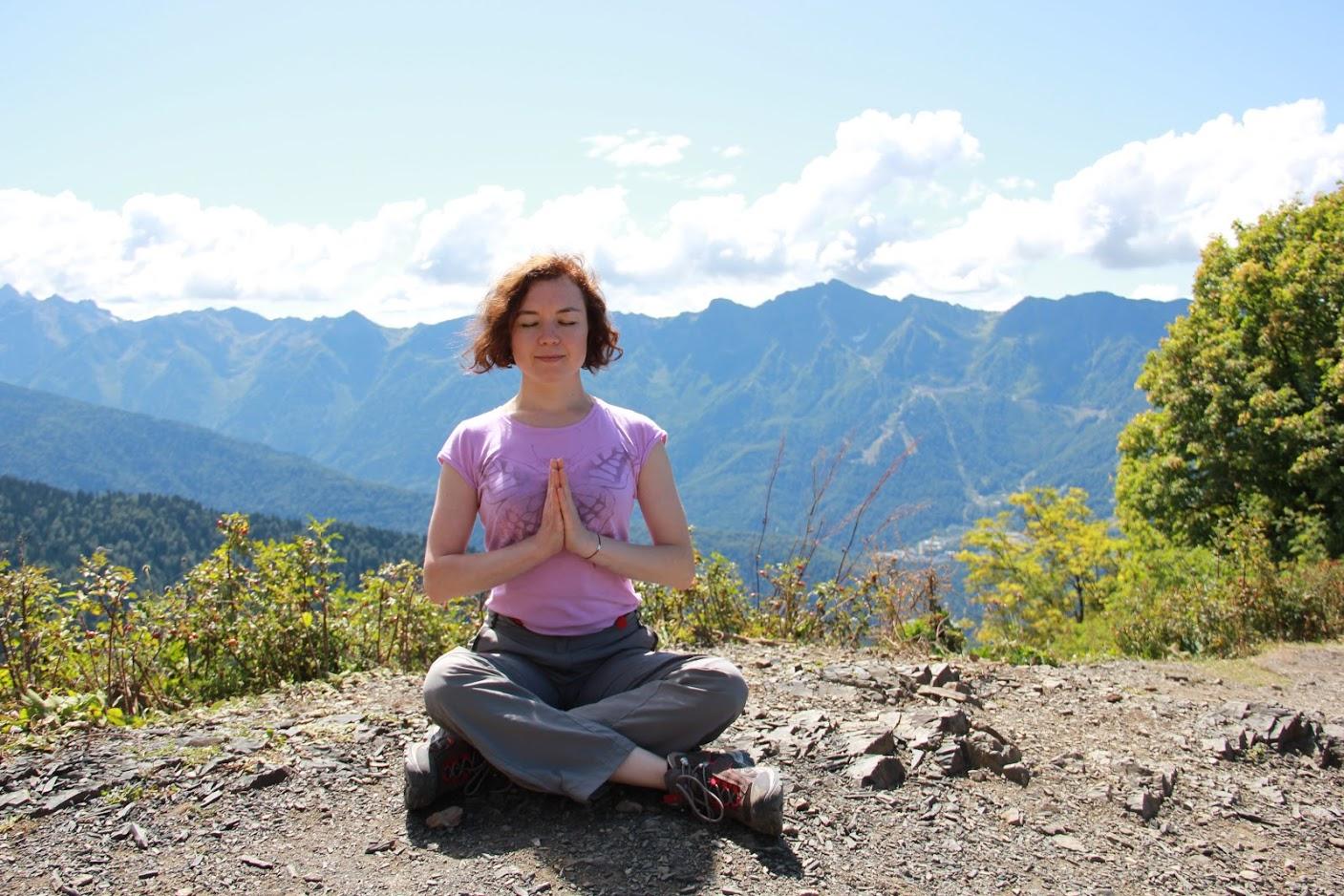 йога тур в сочи