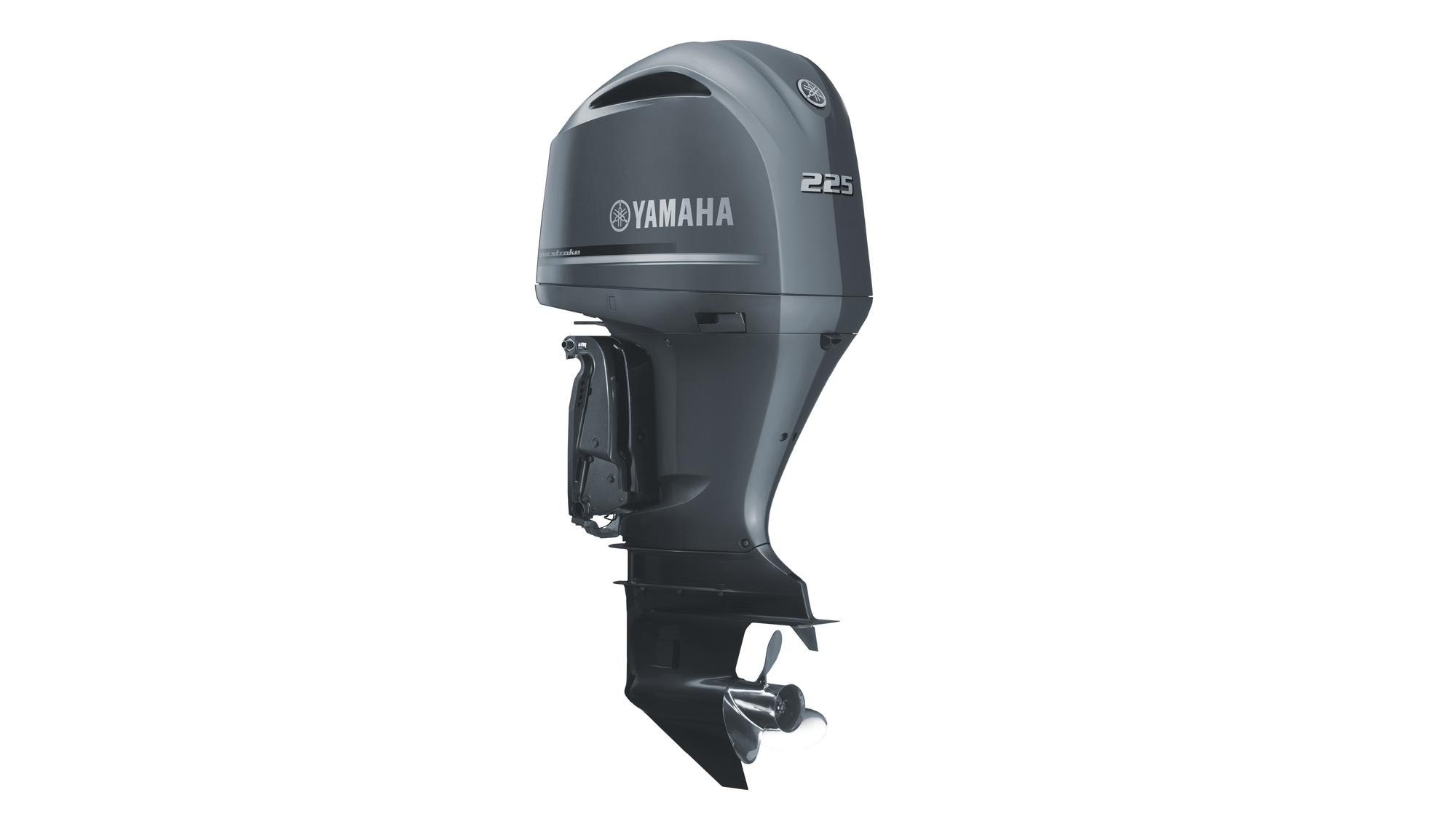 Yamaha FL225FETX 225 л.с.