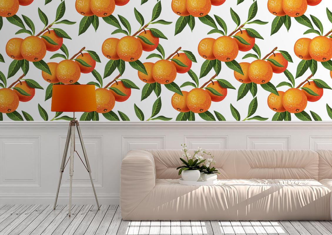 Фотообои рязань каталог апельсин