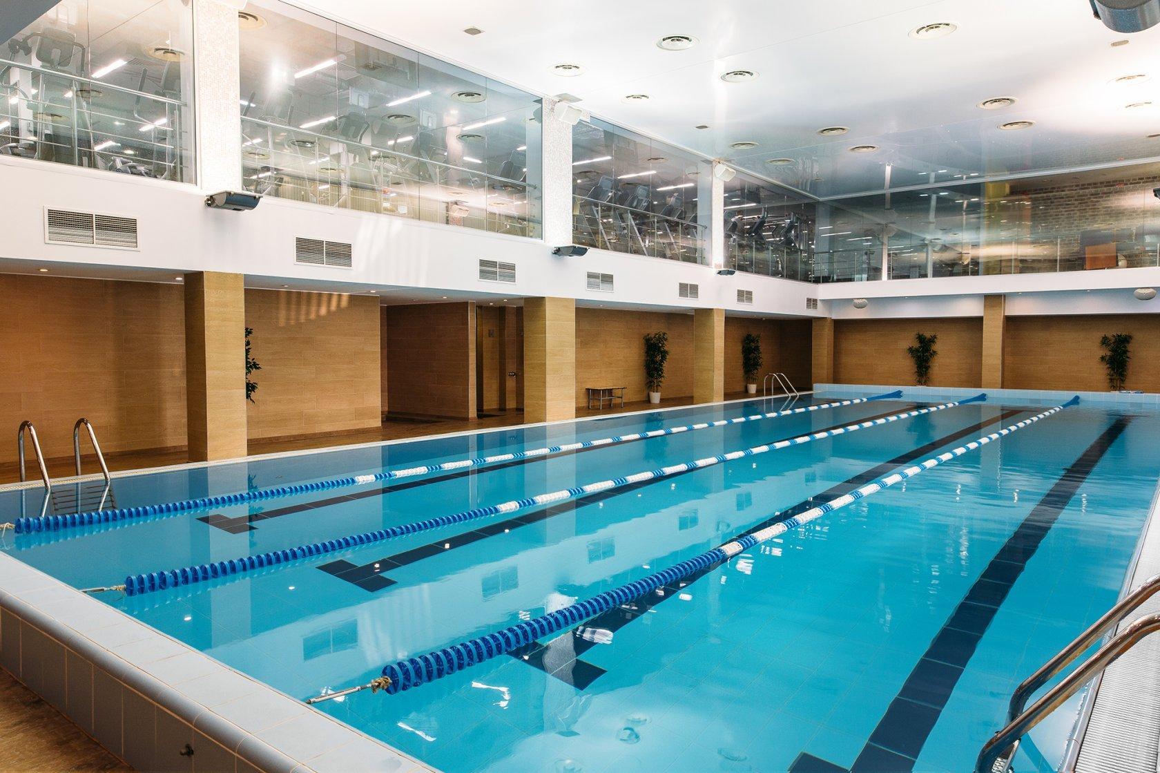 Фитнес с бассейном в спб адмиралтейский