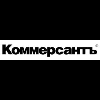 логотип коммерсант