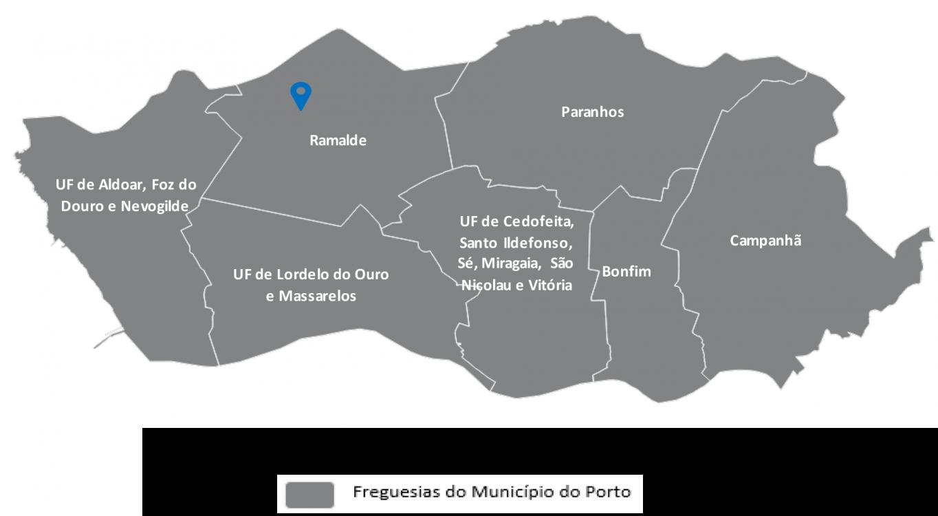 фрегезии Порту