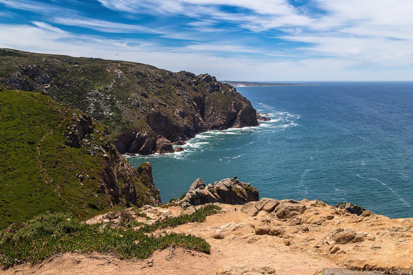 Мыс Рока Cabo da Roca. Как добраться  доехать?