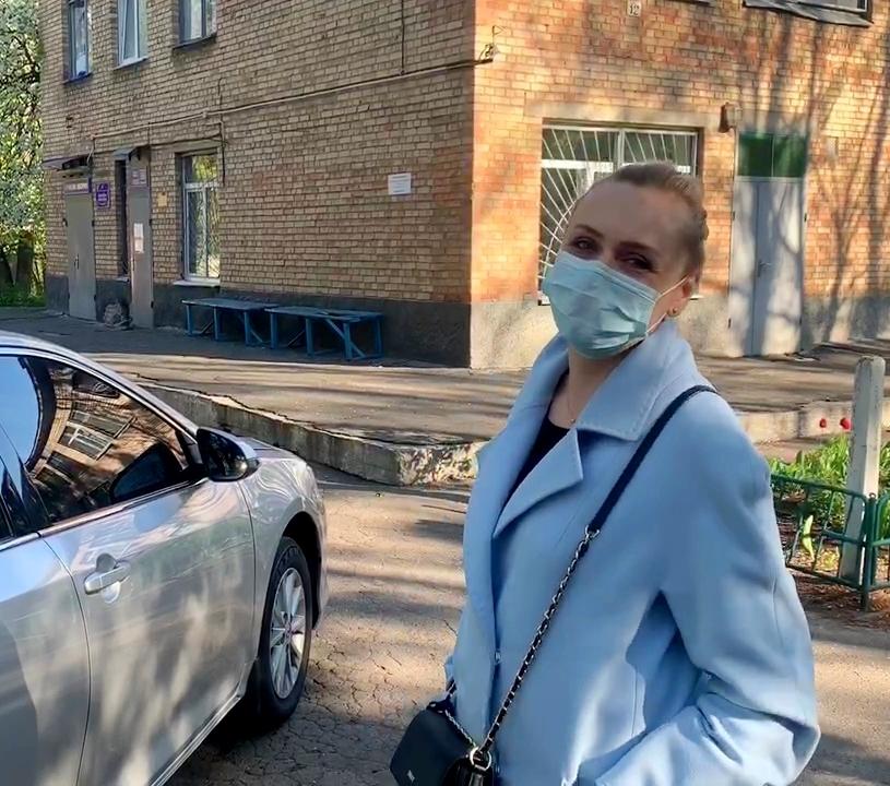 партия шария - флешмоб подвези медика - фото