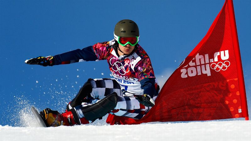 the history of snowboarding since 1998 inclusion in olympic Teenage snowboarder red gerard wins first the youngest olympic snowboarding or winter — to win its first gold medal since 1998.