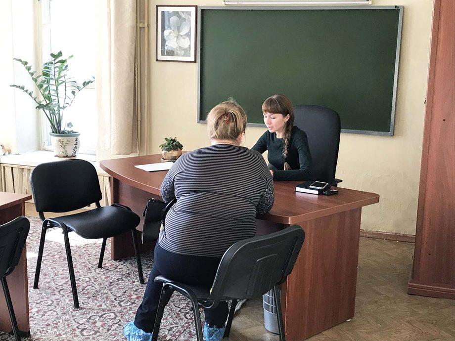 организация приема граждан в юридических консультациях