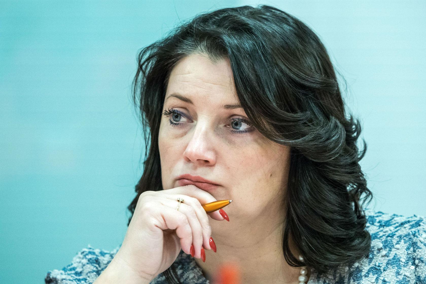 Депутат ЗакСобрания Санкт-Петербурга Надежда Тихонова:
