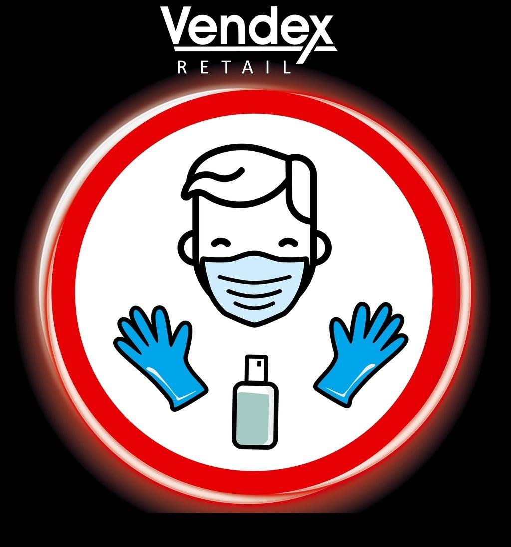 VENDEX помогает в борьбе с эпидемией!