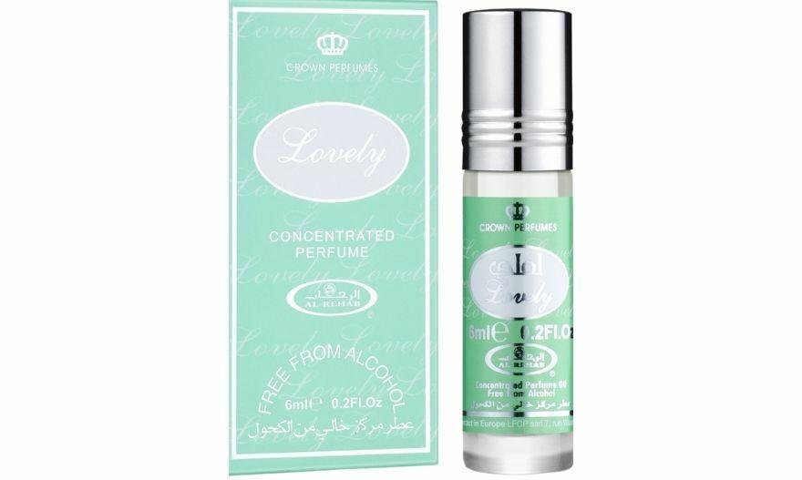 Lovely by Al Rehab - Arabian and Middle East Perfumes - Muskat Gift Shop Kenya