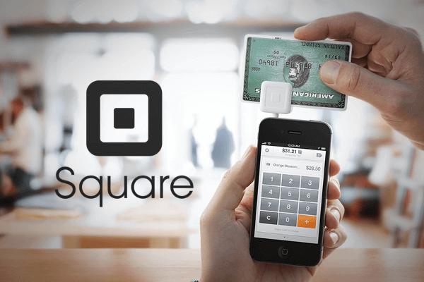 Акции  Square inc