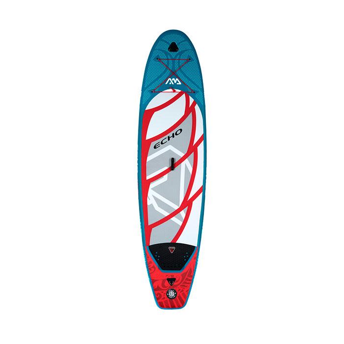 Купить SUP-доску Aqua Marina ECHO Blue/Red S18 - цена, продажа, каталог.