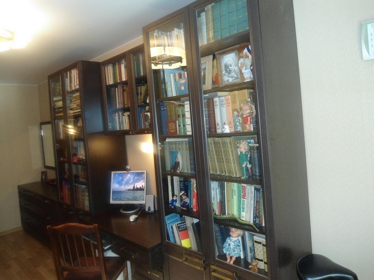 Библиотеки на заказ - галерея.