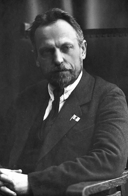 Николай Семашко